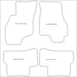 Hyundai Accent Car Mats